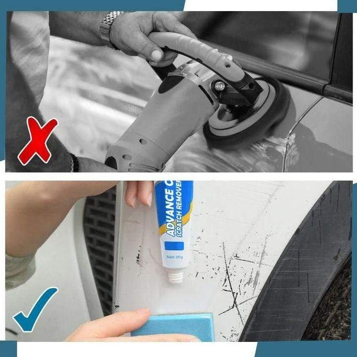 ADVANCED CAR SCRATCH REMOVER SET Cayyogo