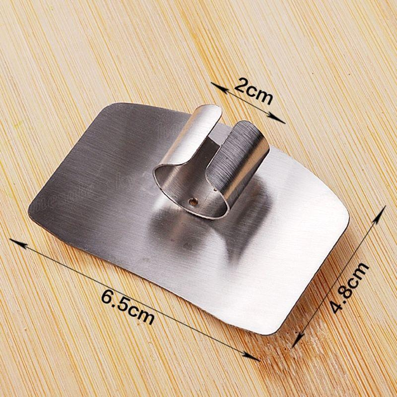 Chef Stainless Steel Finger Guard