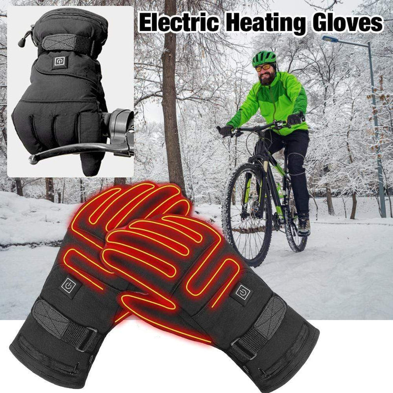 Electric Heated Insulated Gloves Cayyogo