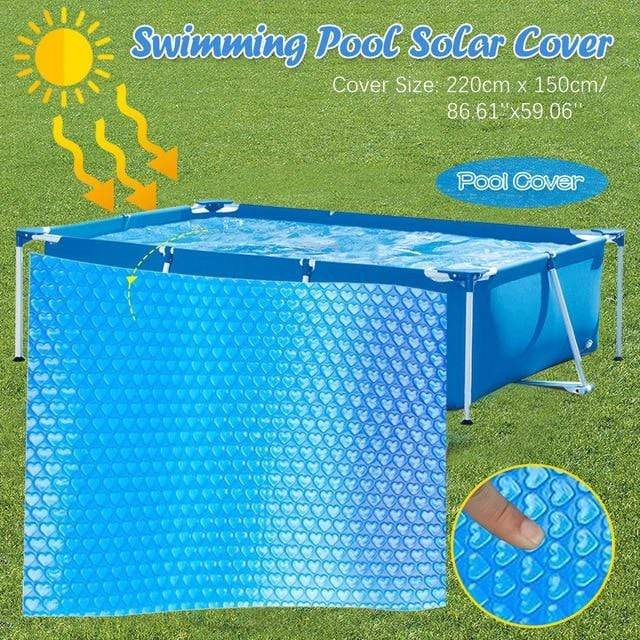 FOOT SOLAR POOL COVER