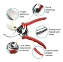 【Hot Sale 70% OFF】Automatic Branch Scissors & Pruning Shears