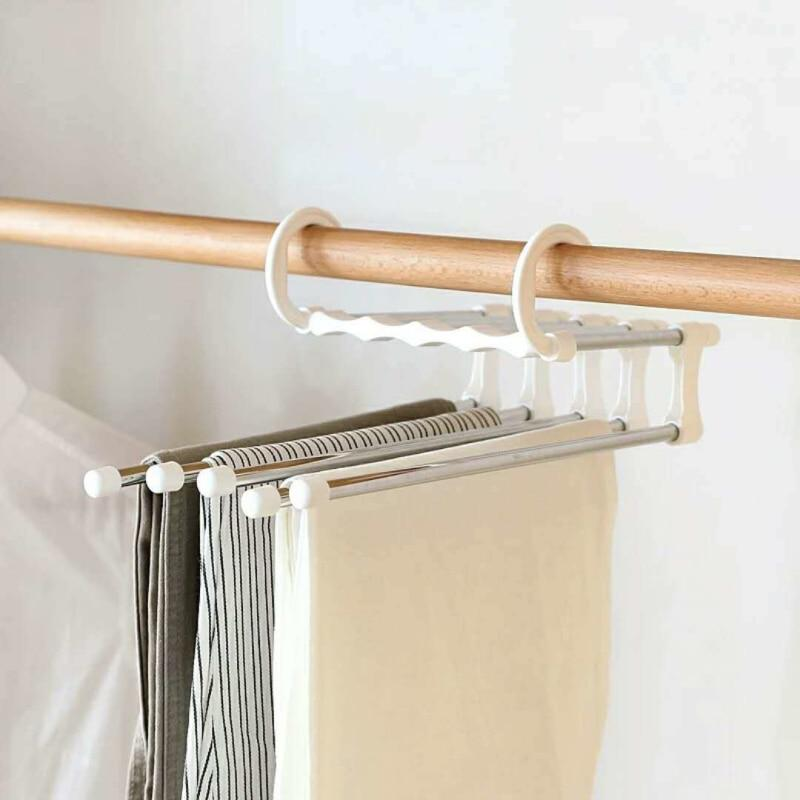 MULTI-FUNCTIONAL PANTS RACK (LAST DAY PROMOTION - 60% OFF)