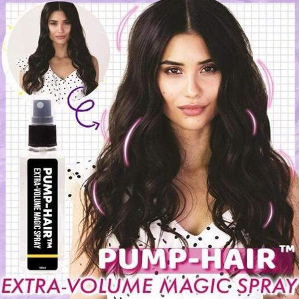 Pump Hair Extra Volume Magic Spray Cayyogo