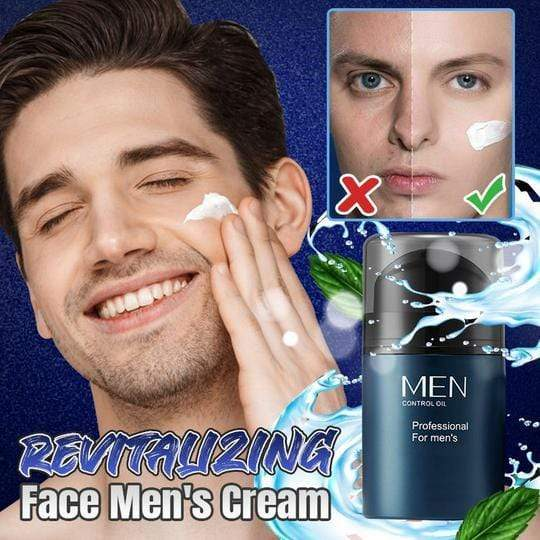 Revitalizing Face Men's Cream Cayyogo