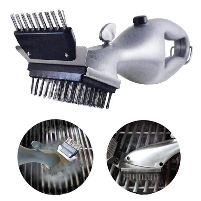 The Grill Buff Brush