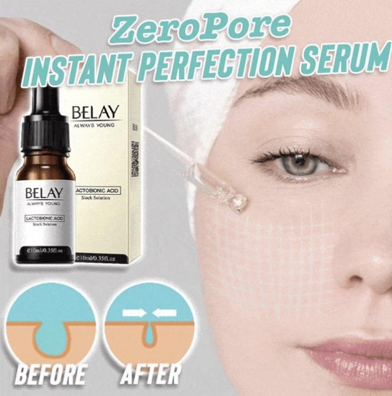ZeroPore Instant Perfection Serum 70% OFF TODAY