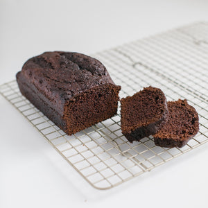 Rich Chocolate Loaf Cake