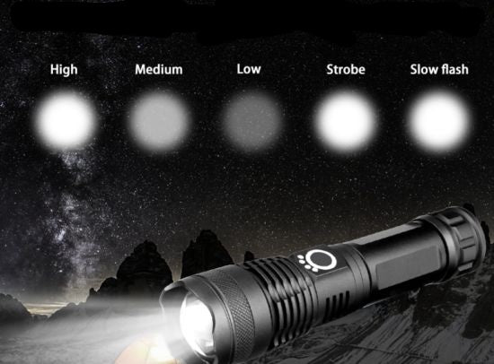 Ultrabright Flashlight