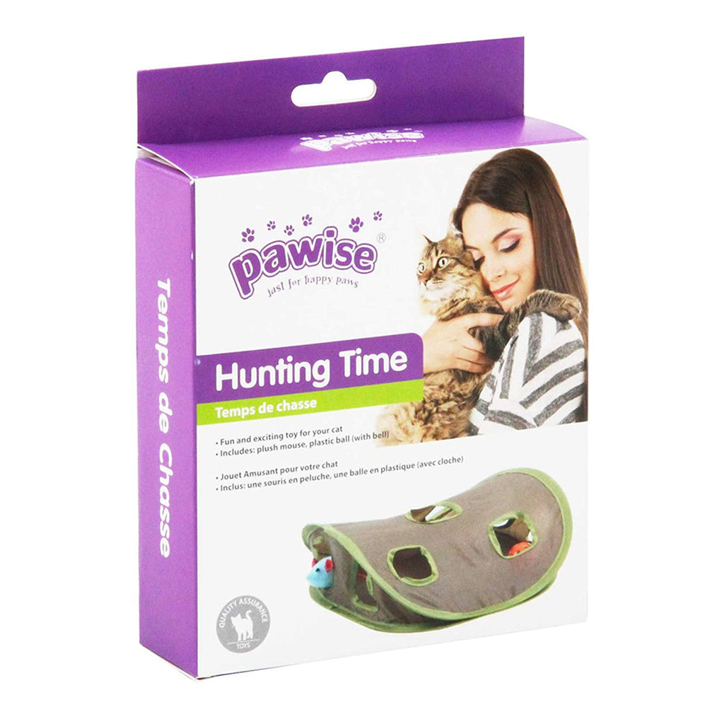 Pawise Hunting Time Cat Toy