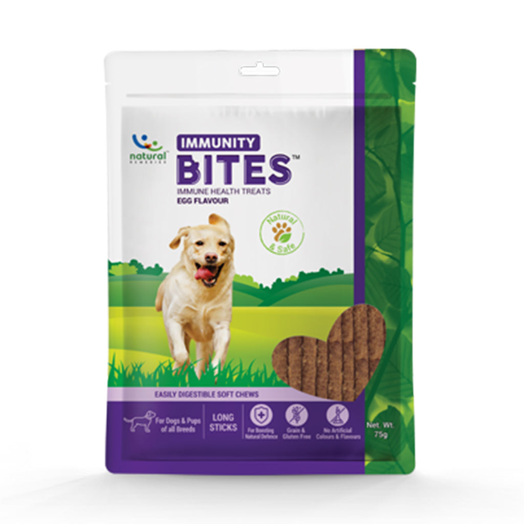 Natural Remedies Immunity Bites 75G
