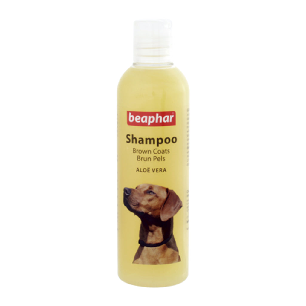 Beaphar Brown Coat Shampoo 250ML