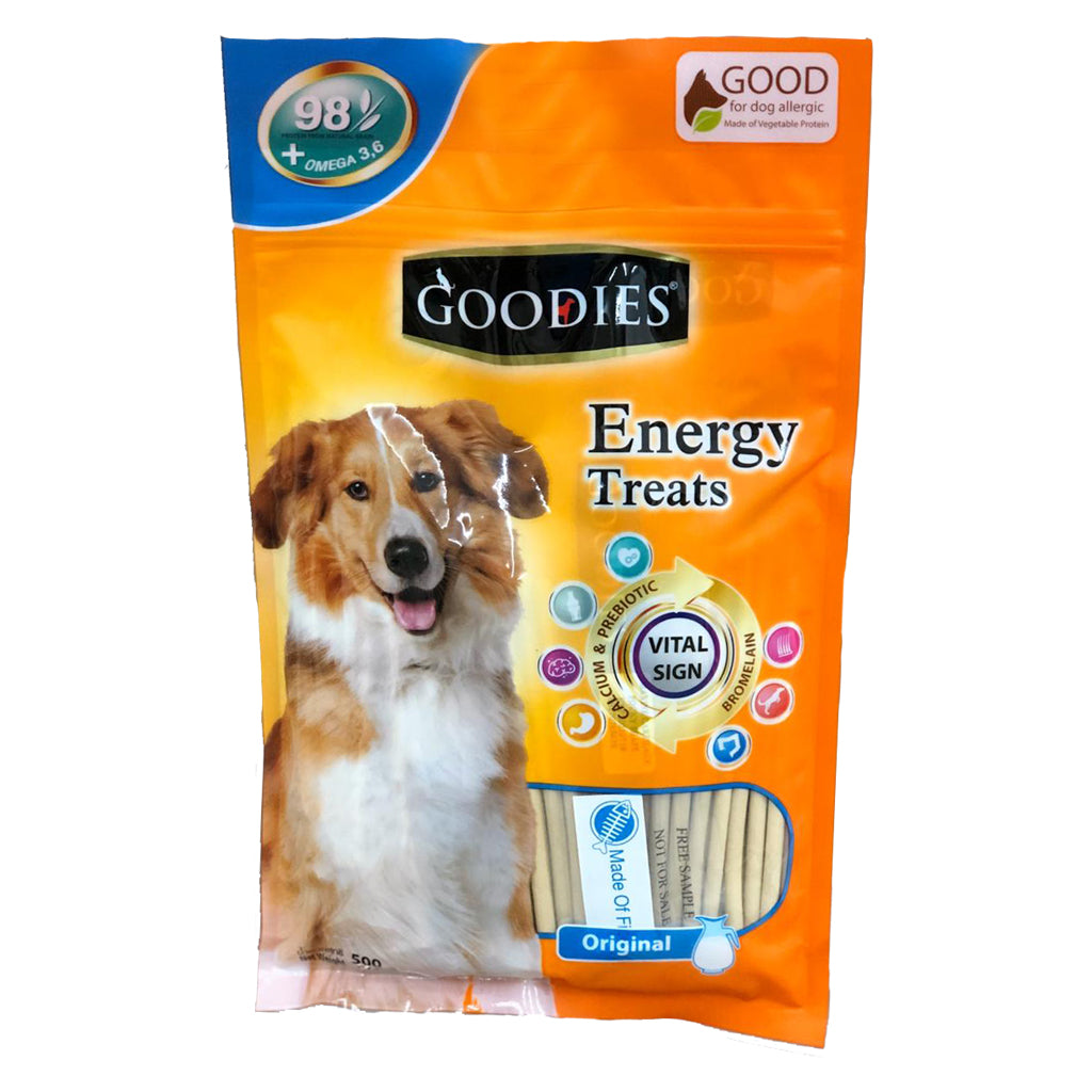 Goodies Energy Treats Milk Sticks