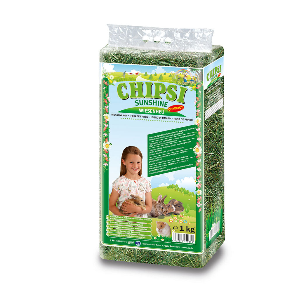 Chipsi Timothy hay 750g