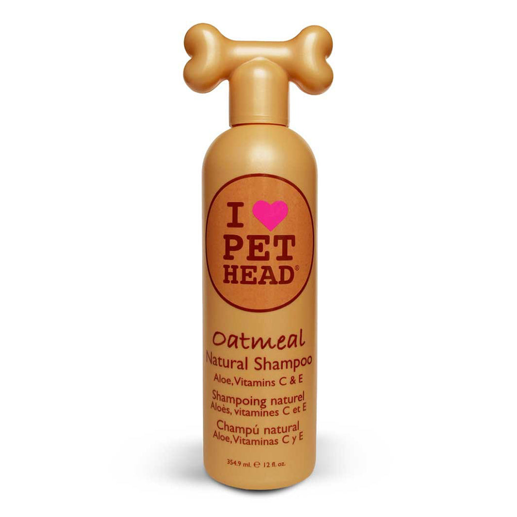 I Love Pet Head OatMeal Natural 475ml