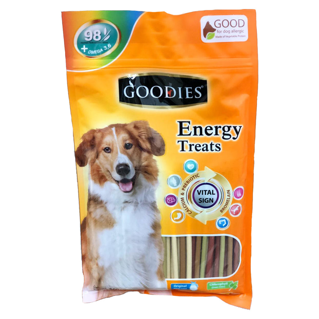 Goodies Energy Treats Assorted Flavor Sticks