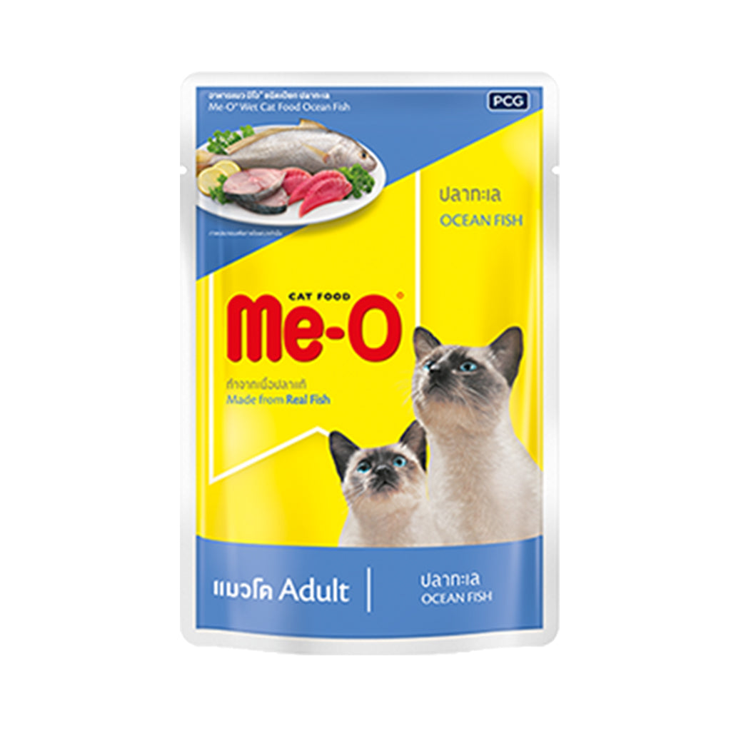 Me-O Ocean Fish 80g (Pack of 12)