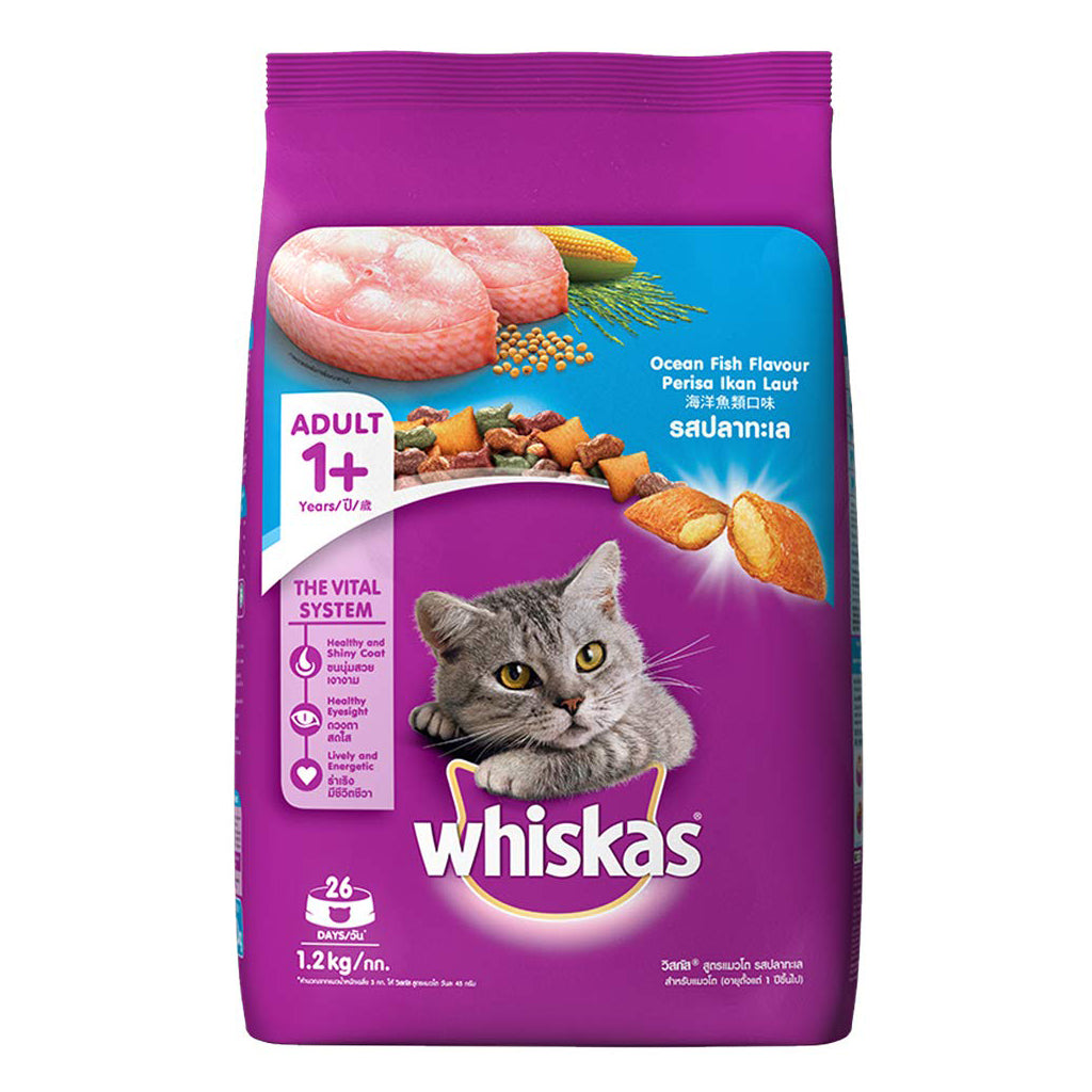 Whiskas Adult Ocean Fish