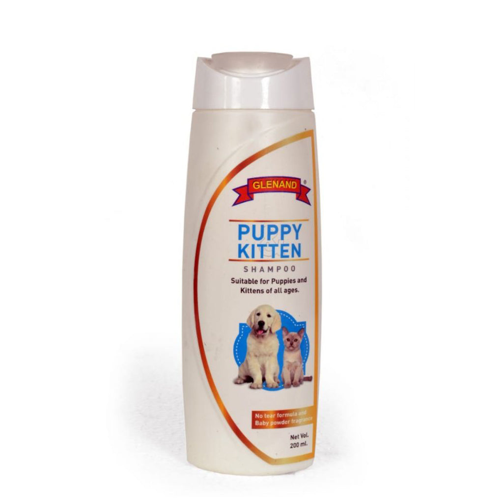 Glenand Puppy Kitten Shampoo 200 ml