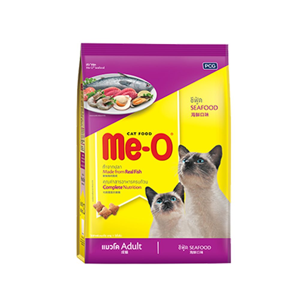 Me-O Seafood Dry Cat Food