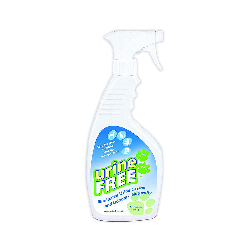 Urine Free Stain & Odour Remover