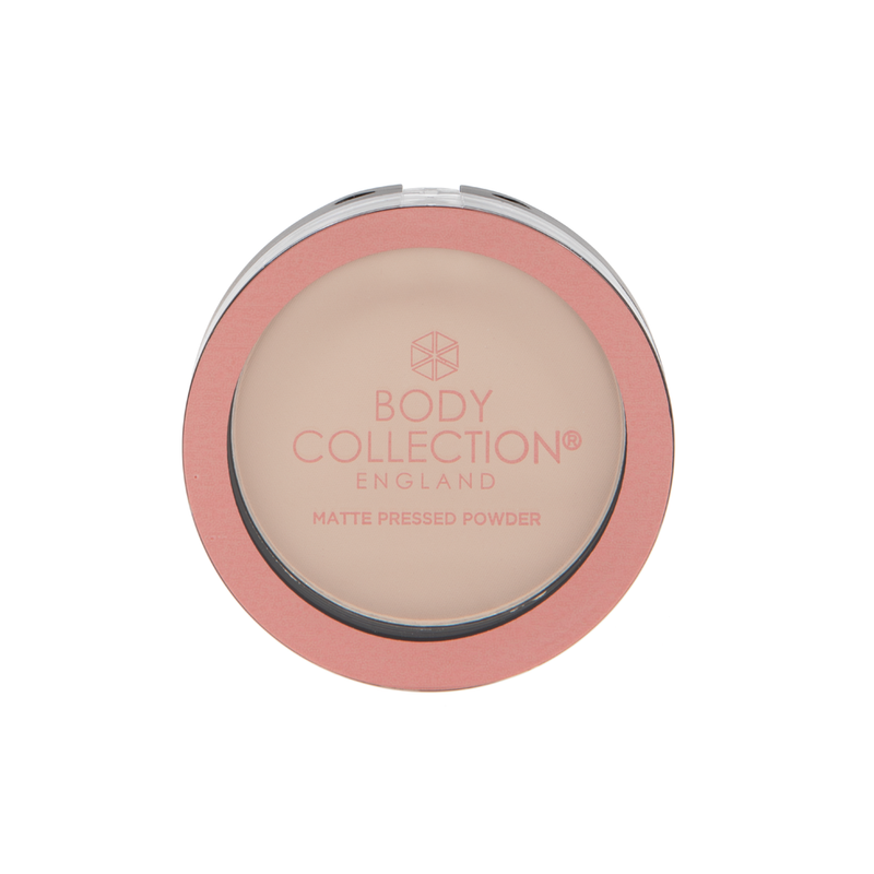 Body Collection Matte Pressed Powder Light