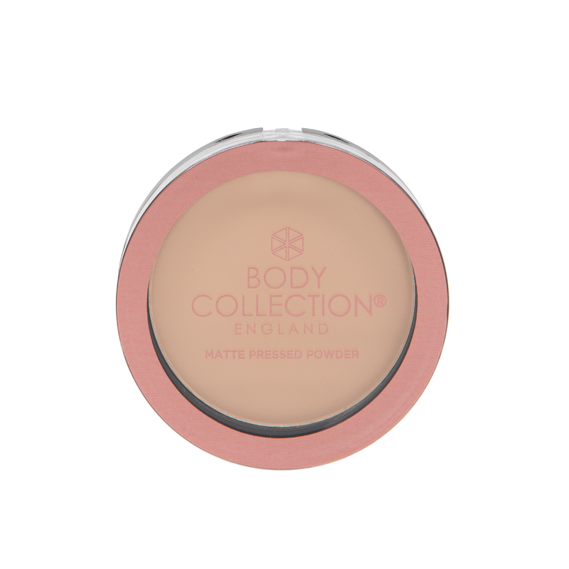 Body Collection Matte Pressed Powder Medium