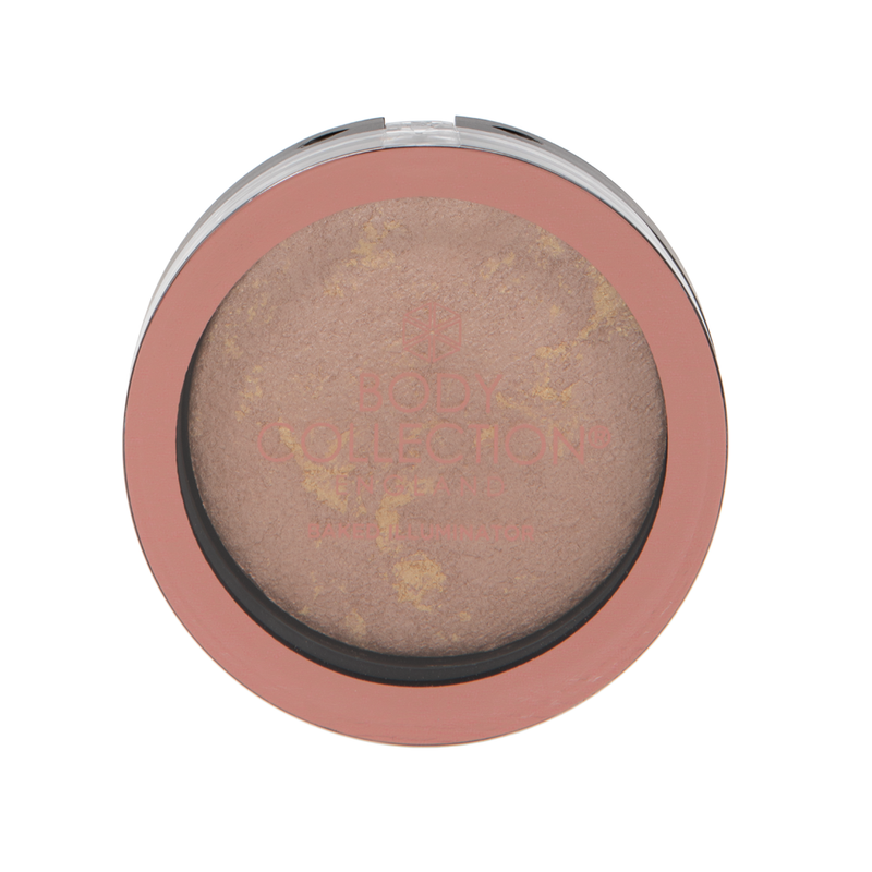 Body Collection Baked Illuminator Pink Sand