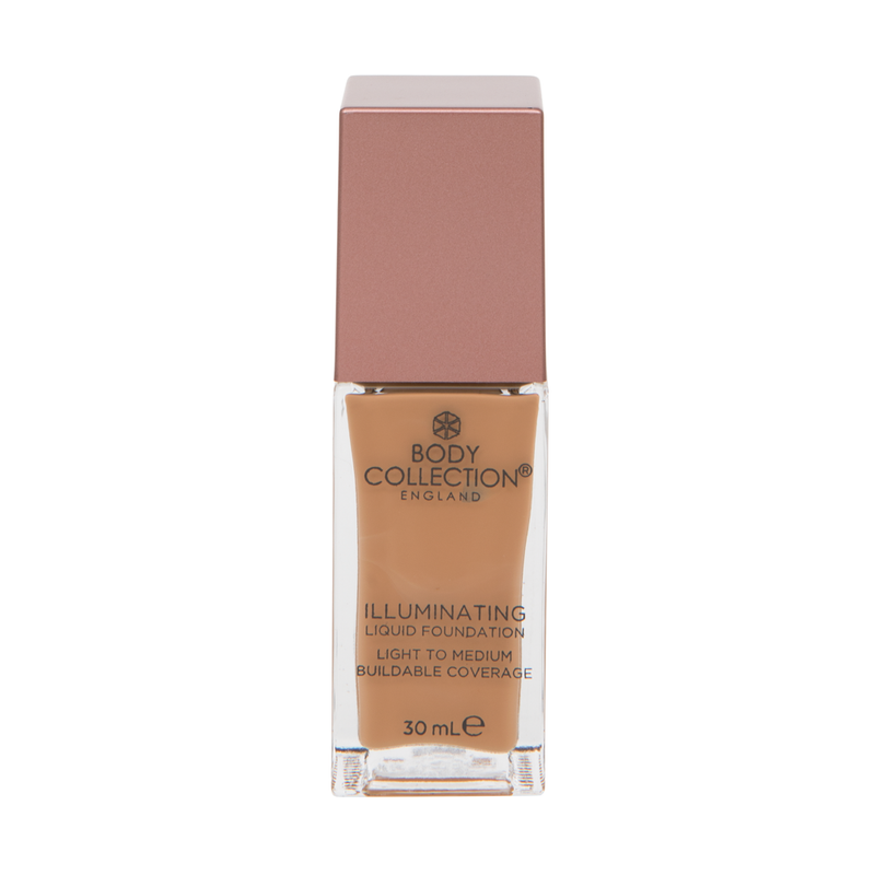 Body Collection Illuminating Liquid Foundation Sand