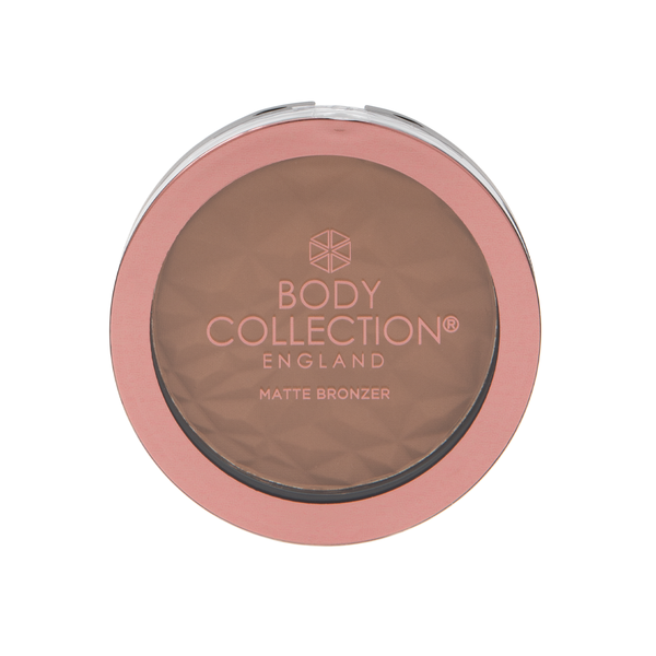 Body Collection Matte Bronzer Medium Dark