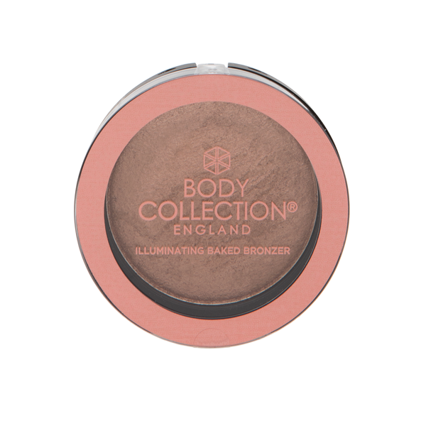Body Collection Illuminating Baked Bronzer Medium/Dark