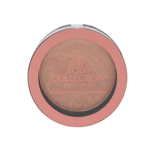 Body Collection Illuminating Baked Bronzer Light/Medium