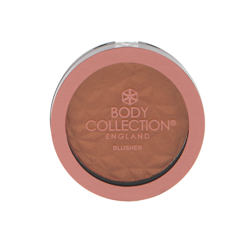 Body Collection Blusher Heat