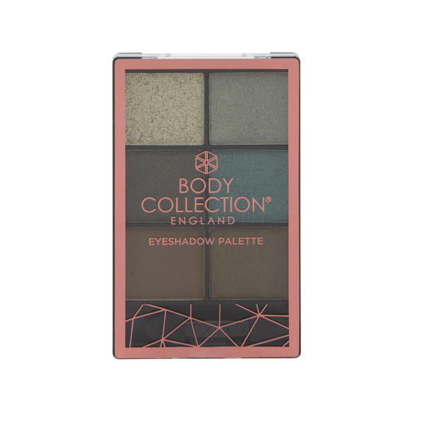 Body Collection Eyeshadow Palette Envy