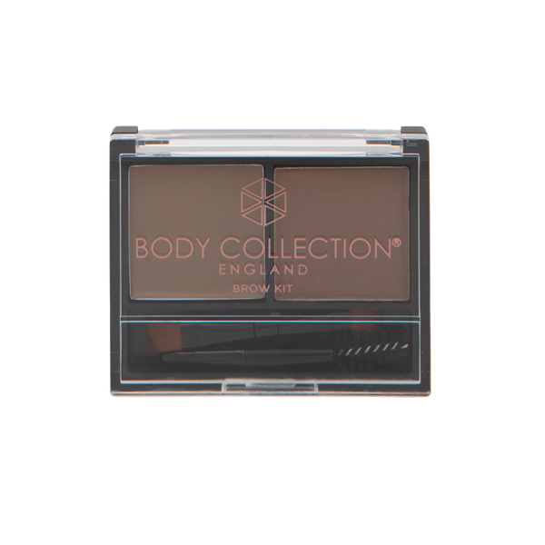 Body Collection Brow Kit Dark Brown