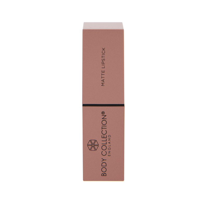 Body Collection Matte Lipstick Cherry