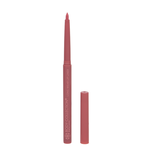 Body Collection Long Wear Lip Liner Pink