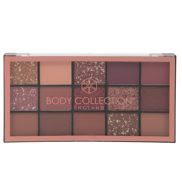 Body Collection Large Eyeshadow Palette Glamour