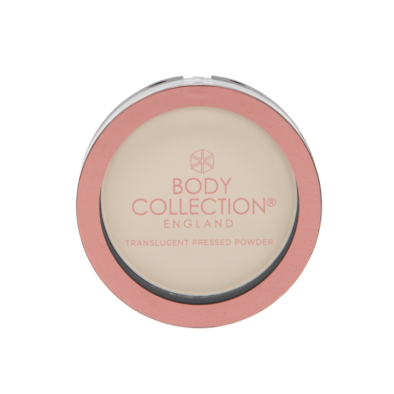 Body Collection Translucent Pressed Powder