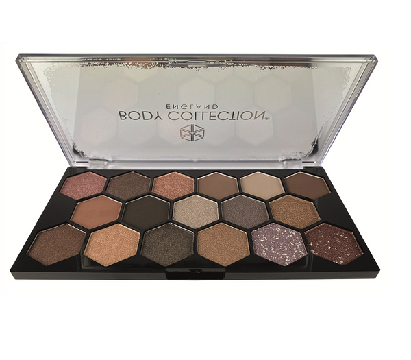 Body Collection Cool Large Eyeshadow Palette