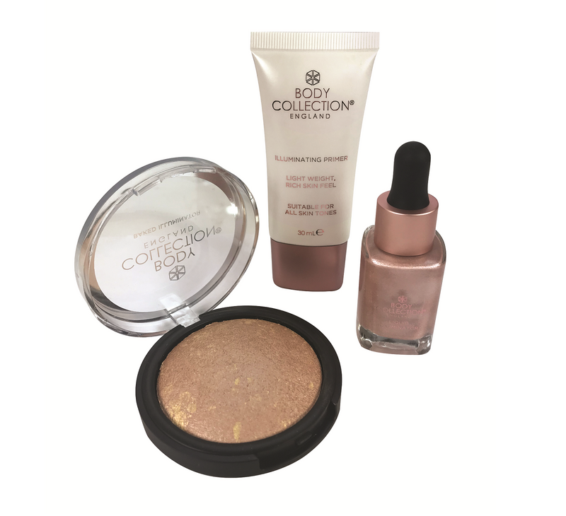 Body Collection The Perfect Glow