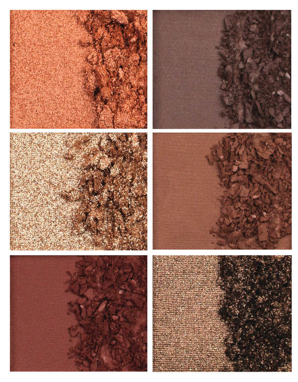 Body Collection Eyeshadow Palette Show Stopper