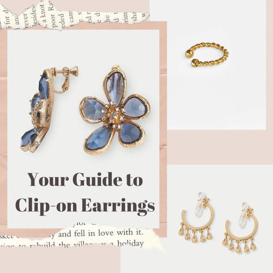 Your Guide to Clip On Earrings