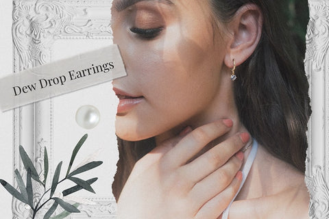 clip-on earrings for mother's day