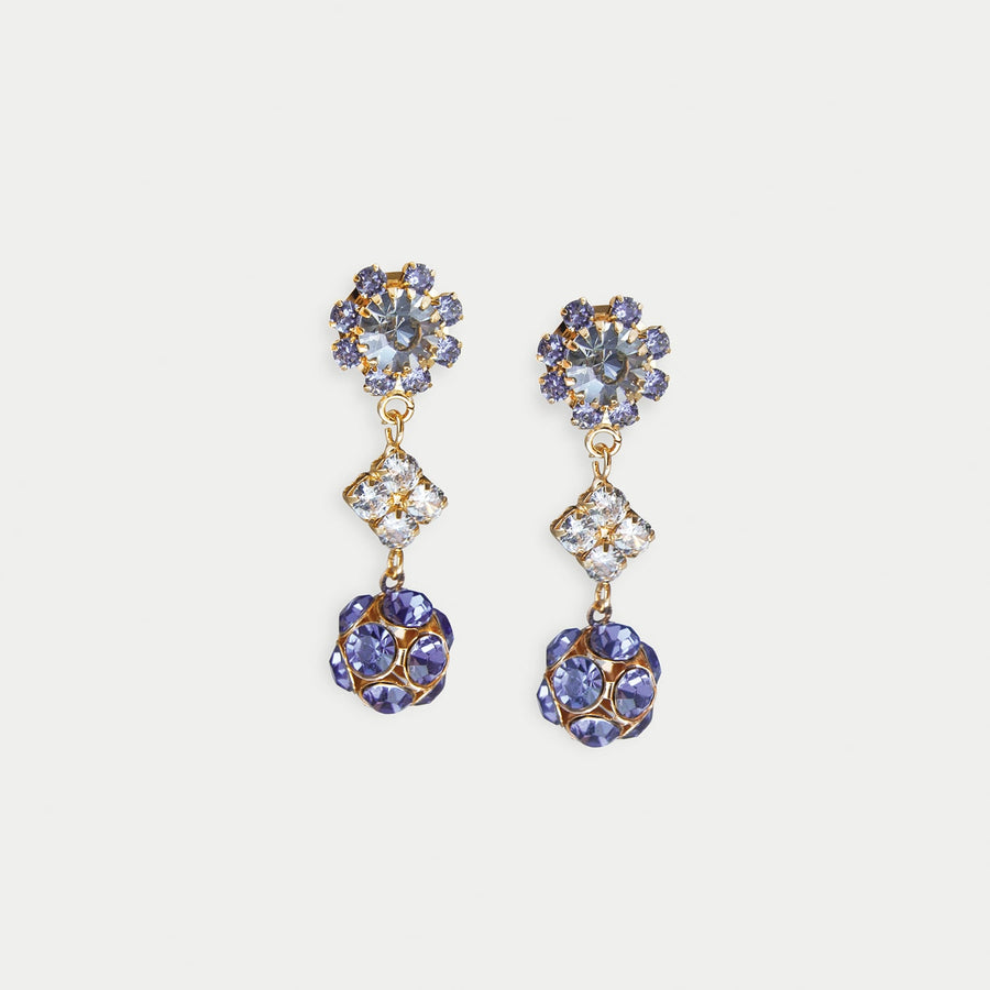 Stella Drop Clip-on Earrings  *Limited Edition* - Eara Clips