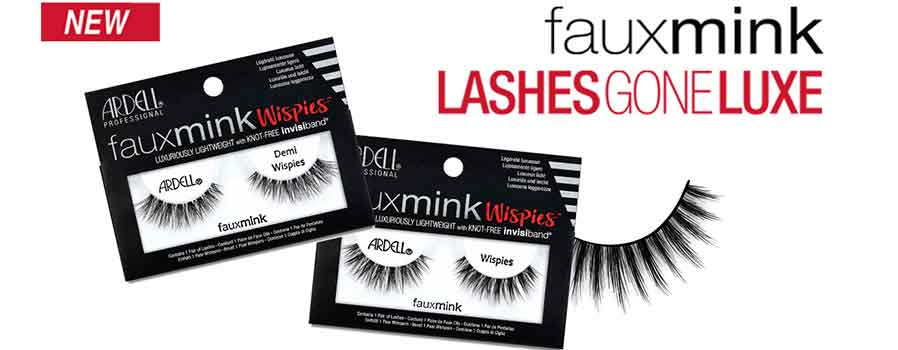 Ardell's newest lashes