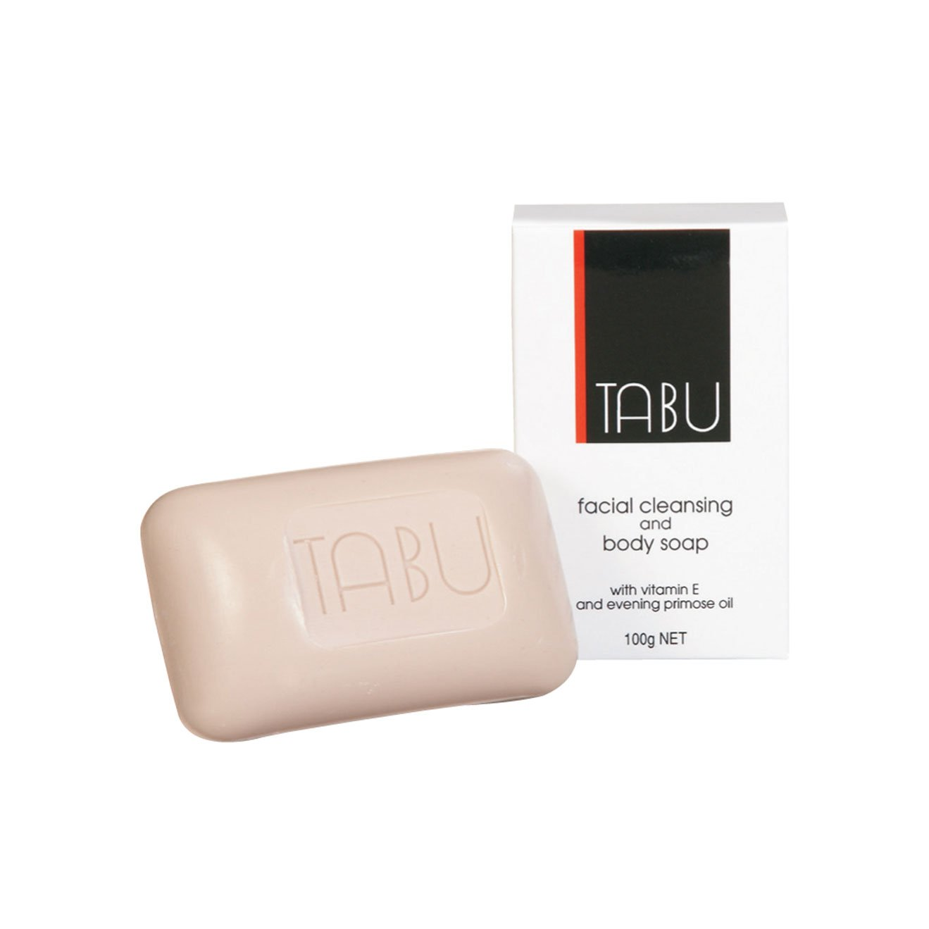 Tabu Facial & Body Soap 100g