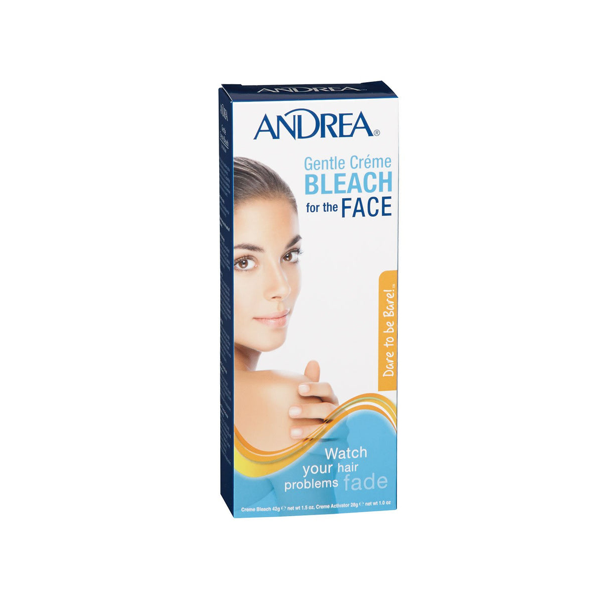 Andrea Gentle Cream Bleach For Face