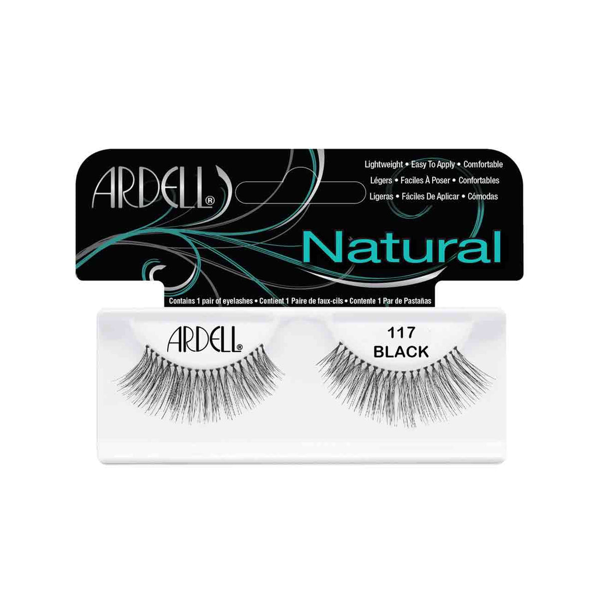 Ardell Natural Lash 117 Black