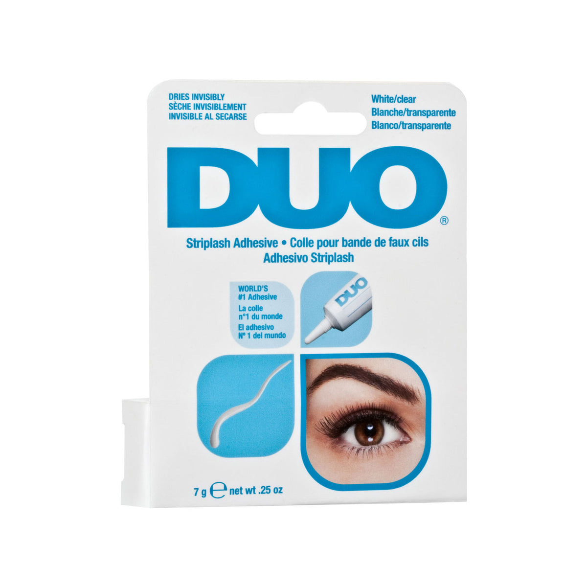 DUO Strip Lash Adhesive White/Clear