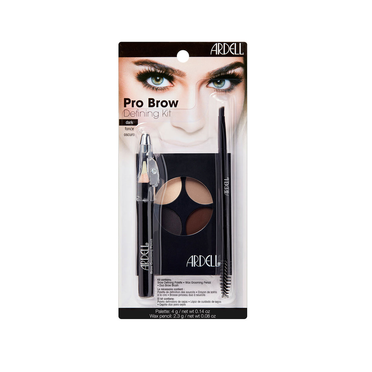 Ardell Complete Brow Defining Kit Med
